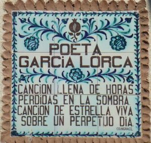 Lorca home marker