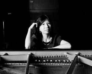Hsin Jung Tsai at the Piano